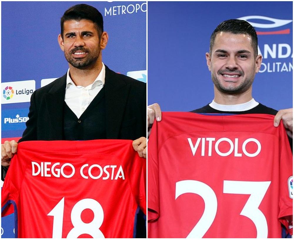 رسمياً … أتلتيكو مدريد قدم صفقتيه الجديدتين