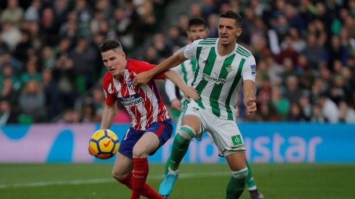 أهداف مباراة أتلتيكو مدريد وريال بيتيس 1-0 الدوري الإسباني