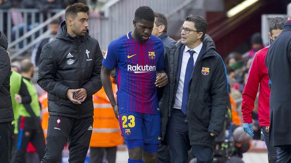 رسمياً … ضربة موجعة أخرى لبرشلونة قبل مباراة الكلاسيكو