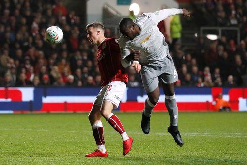 أهداف مباراة بريستول سيتي ومانشستر يونايتد 2-1 كأس الرابطة الإنجليزية