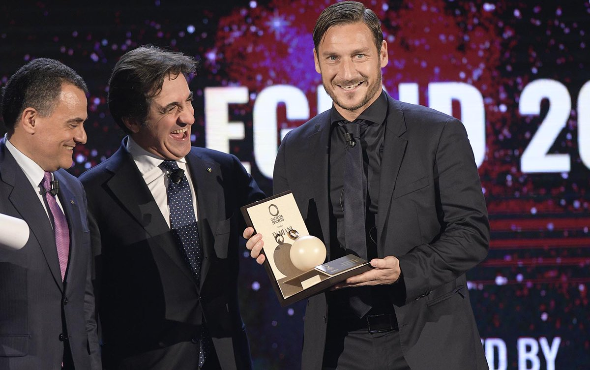 """صحيفة """"لاغازيتا"""" الإيطالية توزع جوائز عام 2017 في الدوري الايطالي"""