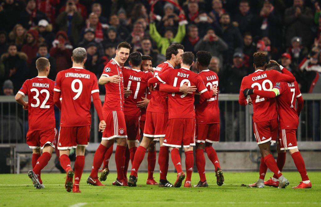 أهداف مباراة بايرن ميونخ وفولفسبورج 2-1 الدوري الألماني