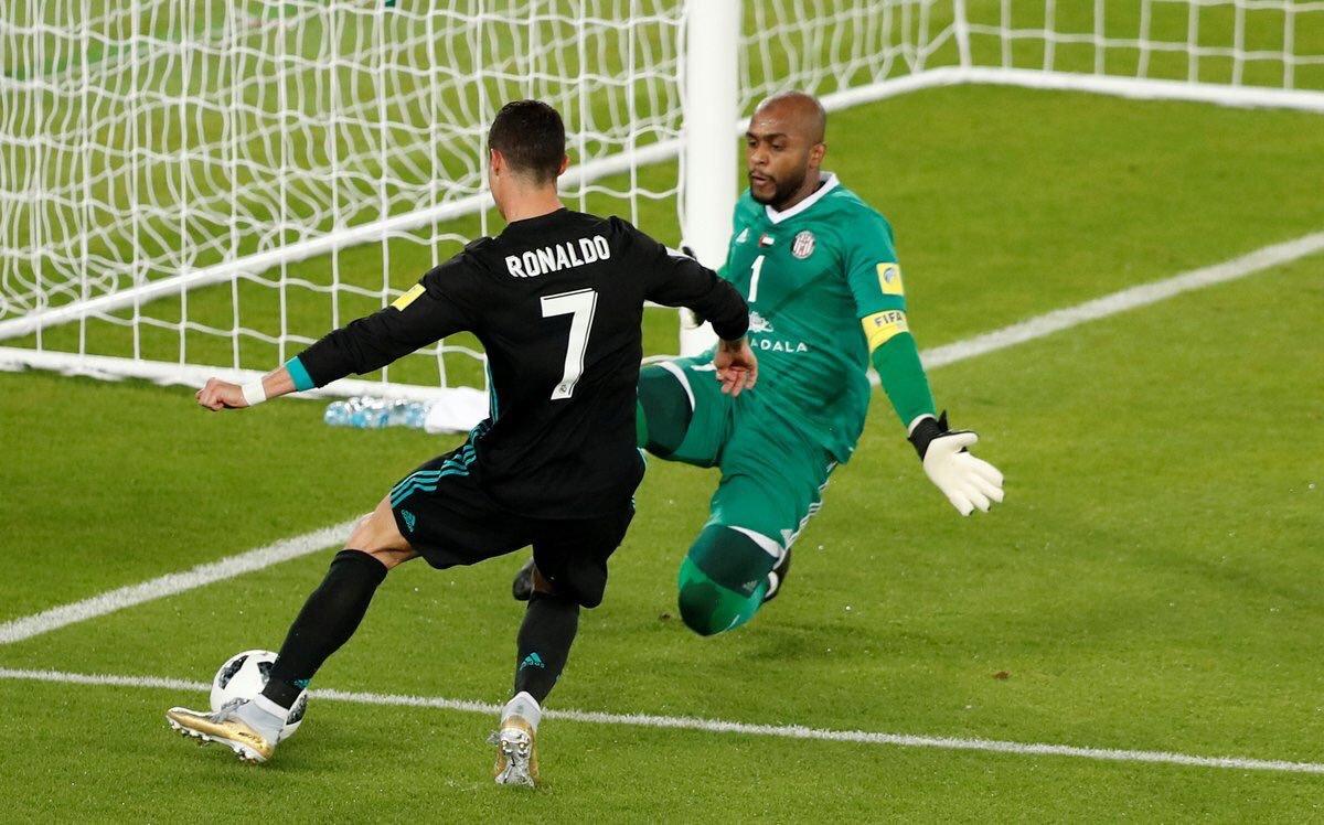 أهداف مباراة ريال مدريد والجزيرة 2-1 كأس العالم للأندية