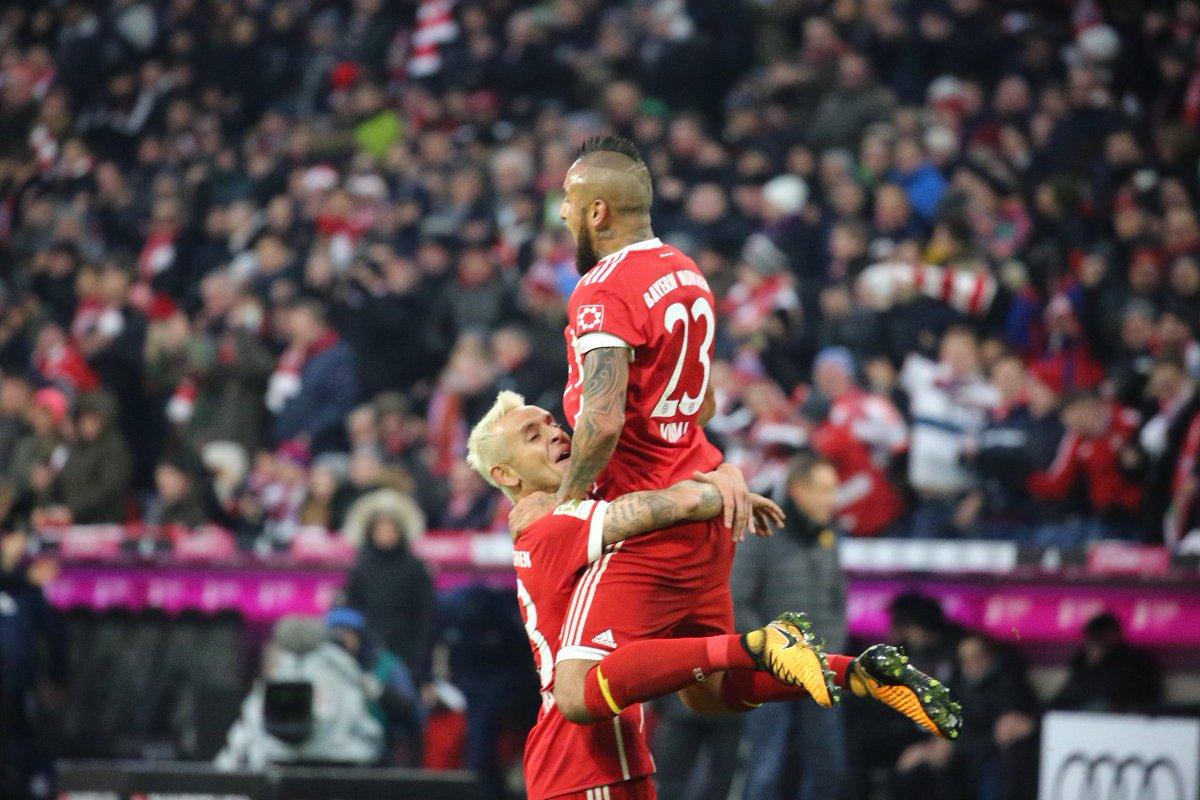 أهداف مباراة بايرن ميونخ وهانوفر 3-1 الدوري الألماني
