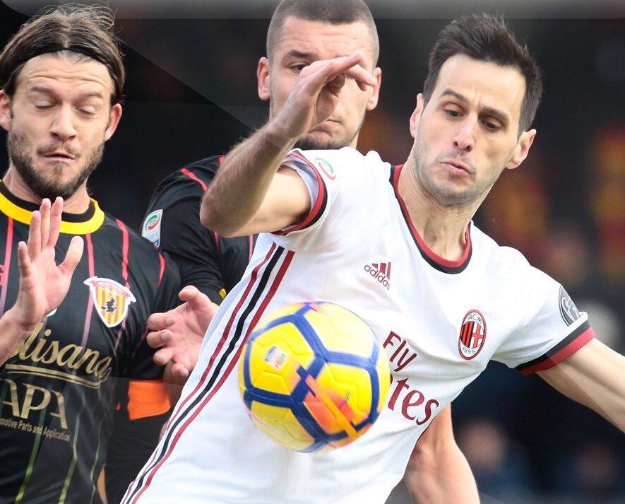 أهداف مباراة ميلان وبينفينتو 2-2 الدوري الإيطالي