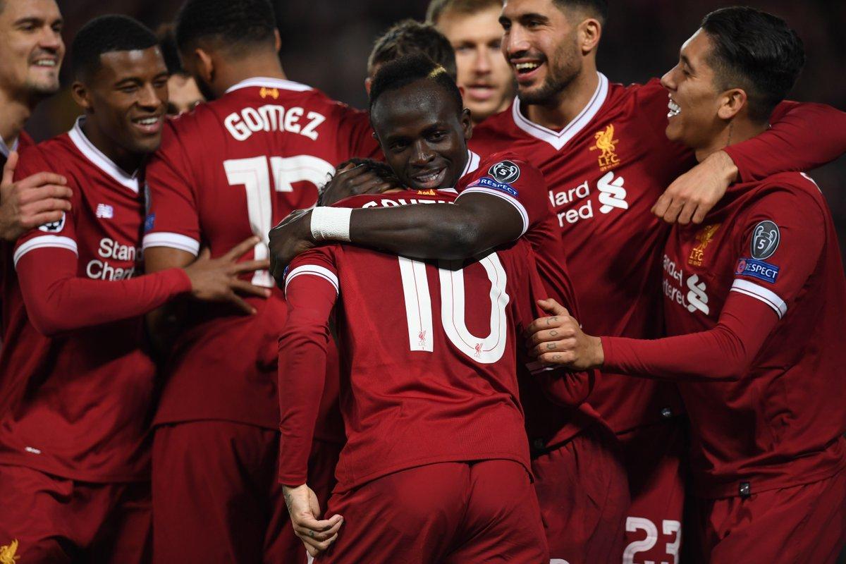 أهداف مباراة ليفربول وسبارتاك موسكو 7-0 دوري الأبطال