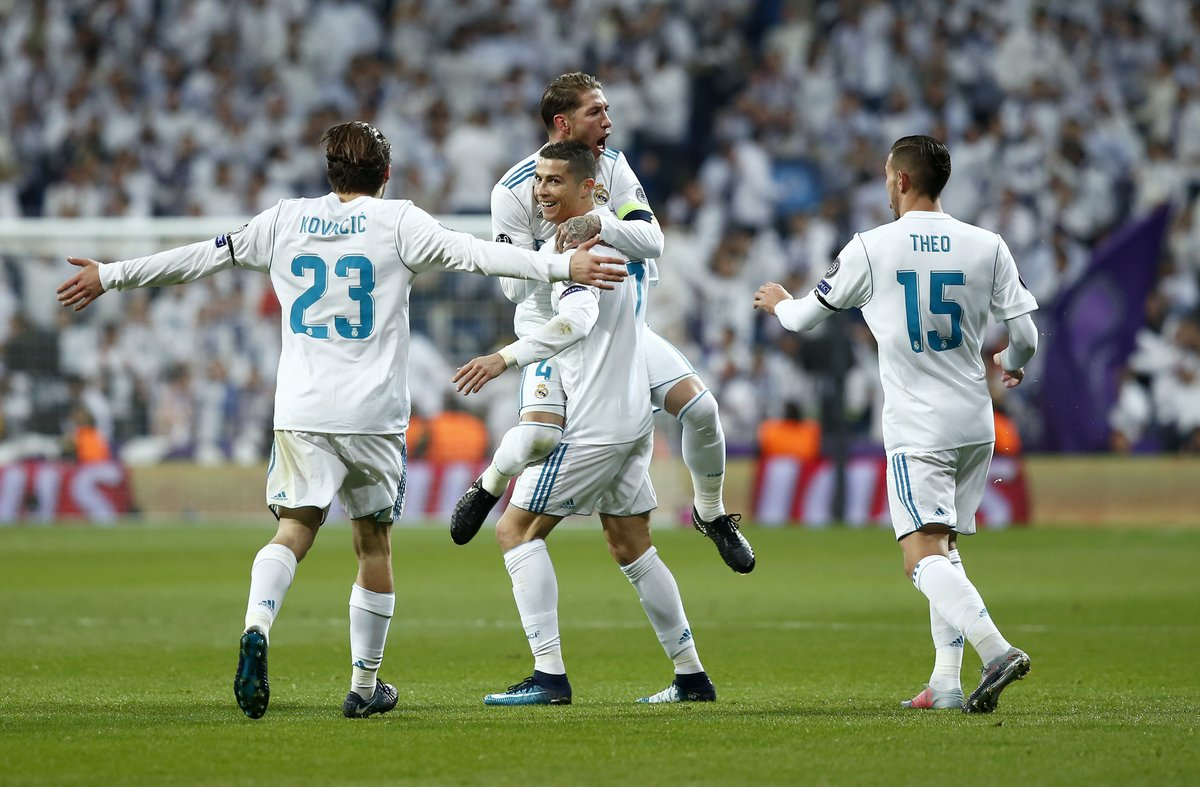 أهداف مباراة ريال مدريد وبروسيا دورتموند 3-2 دوري الأبطال