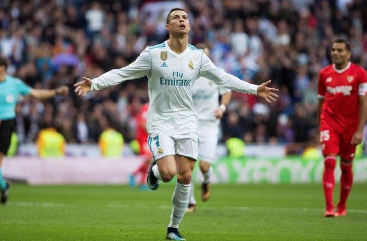 أهداف مباراة ريال مدريد وإشبيلية 5-0 الدوري الإسباني