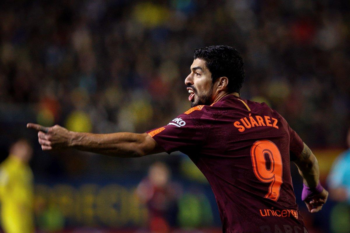 أهداف مباراة برشلونة وفياريال 2-0 الدوري الإسباني