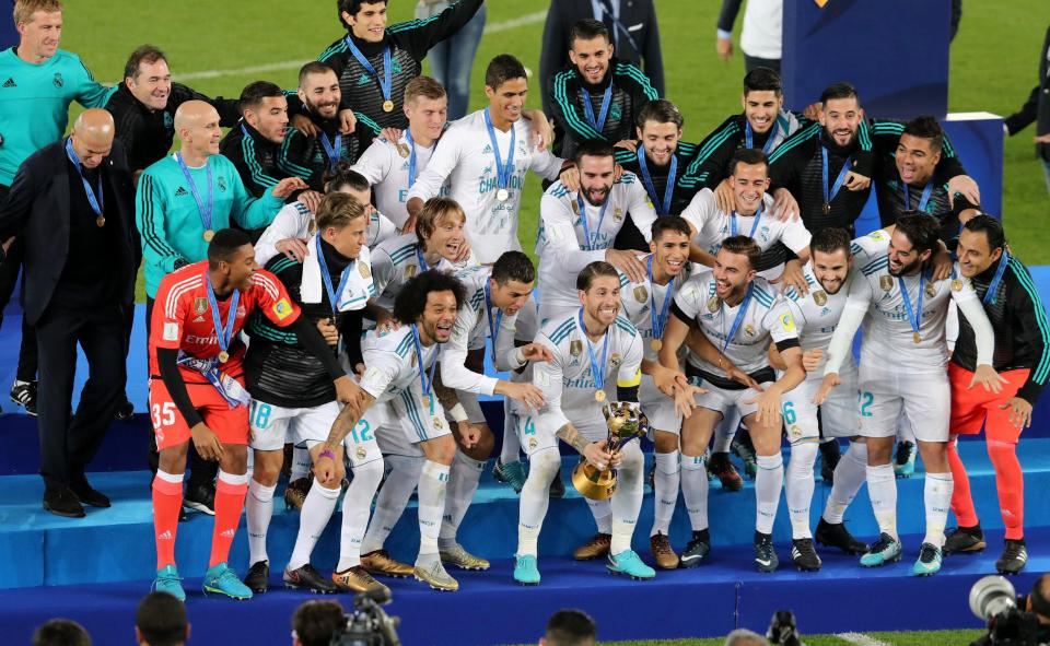 شاهد … ريال مدريد بطلا لكأس العالم للأندية على حساب جريميو
