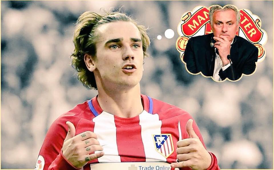 تقارير: مورينيو جاهز لخطف غريزمان قبل برشلونة بـ 100 مليون جنيه