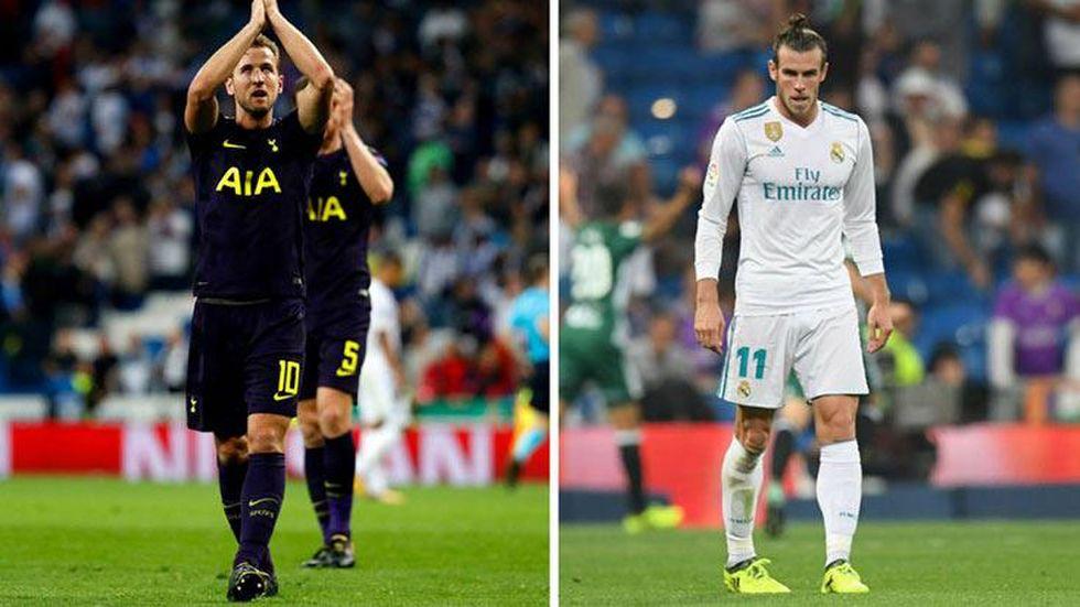 ريال مدريد يعرض صفقة تبادل لخطف نجم توتنهام