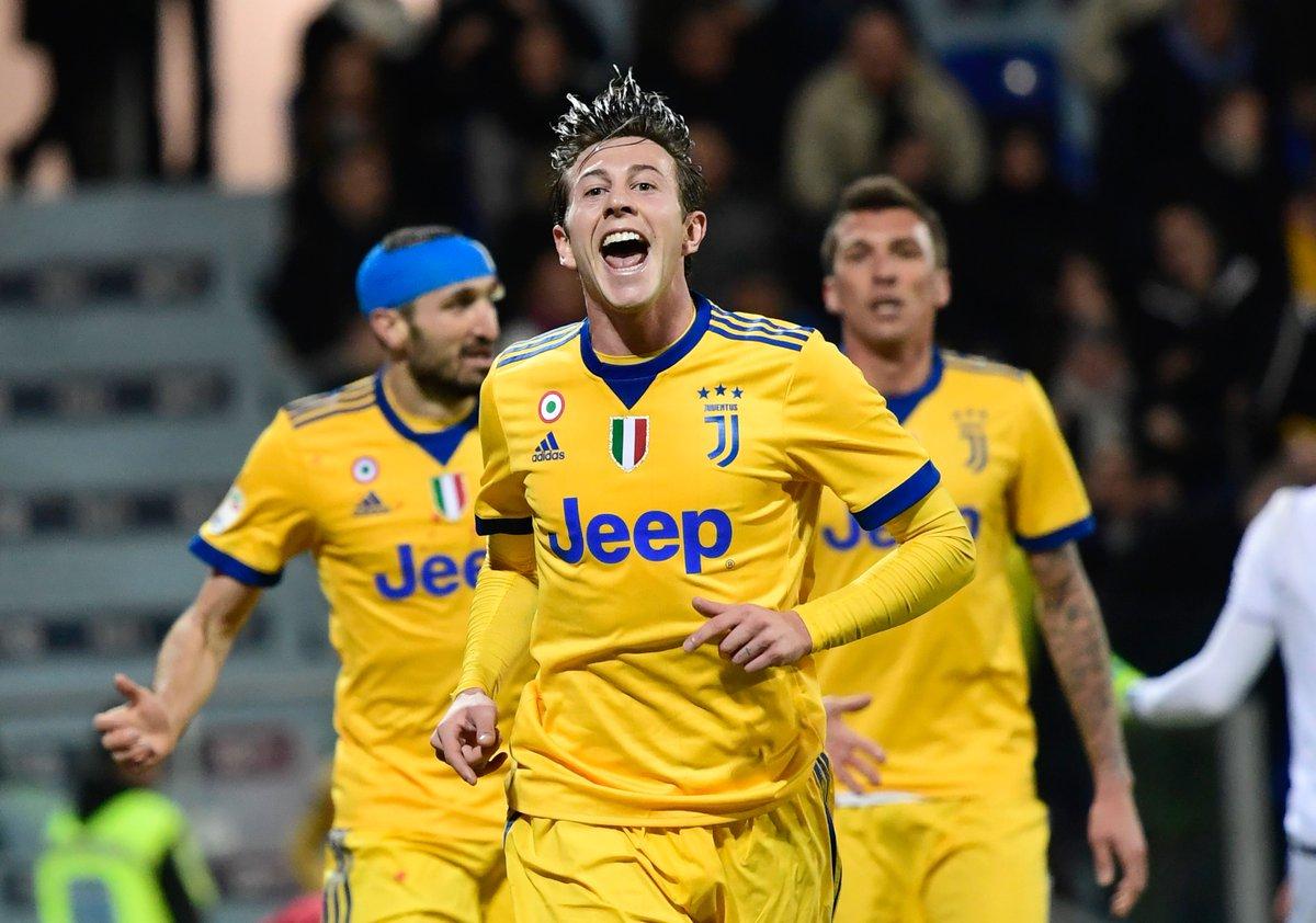 أهداف مباراة يوفنتوس وكالياري 1-0 الدوري الإيطالي