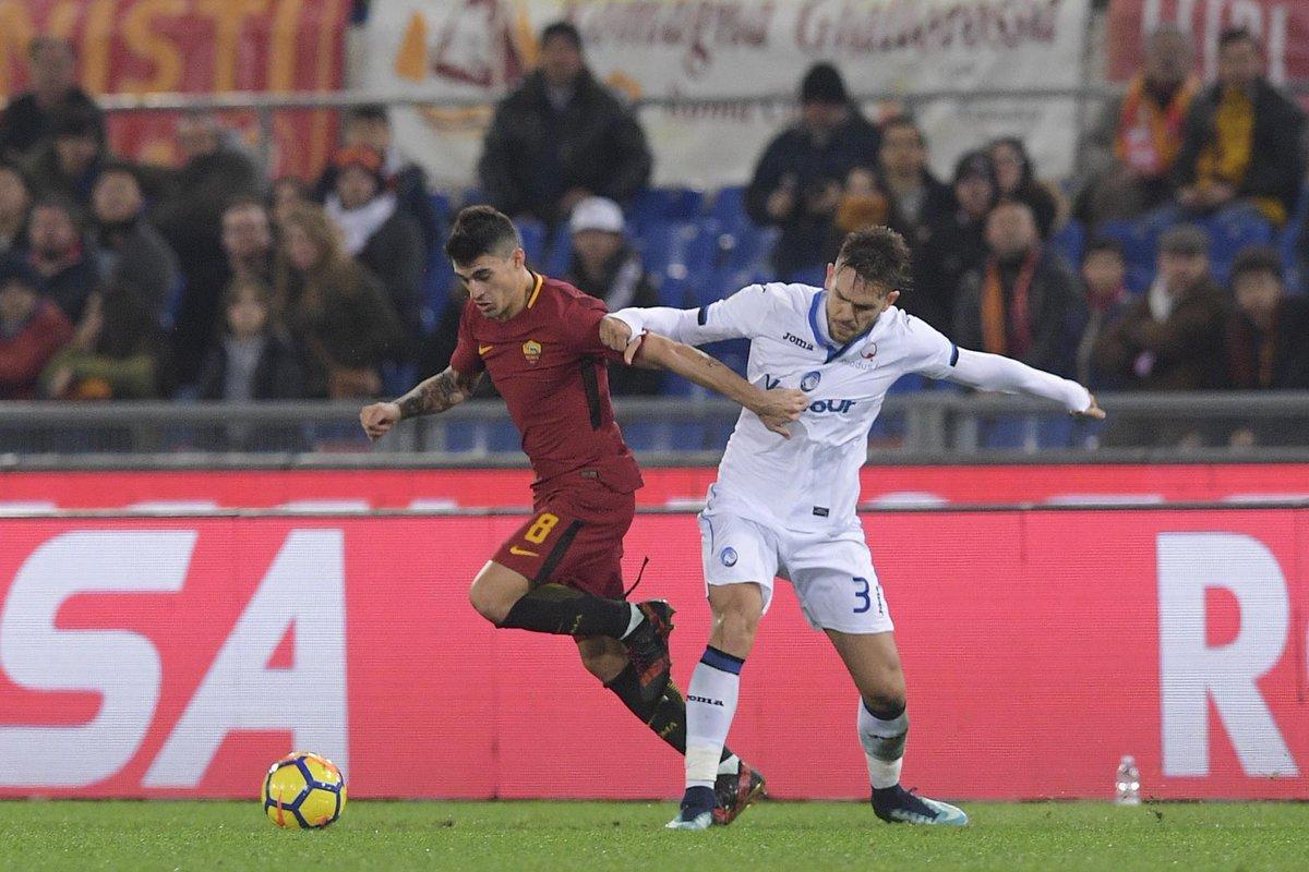 أهداف مباراة روما وأتلانتا 1-2 الدوري الإيطالي