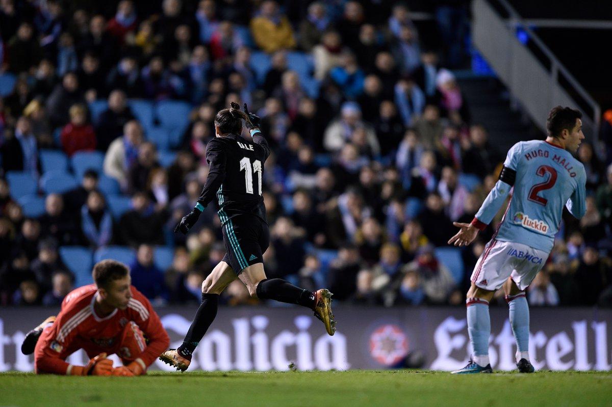 أهداف مباراة ريال مدريد وسيلتا فيغو 2-2 الدوري الإسباني