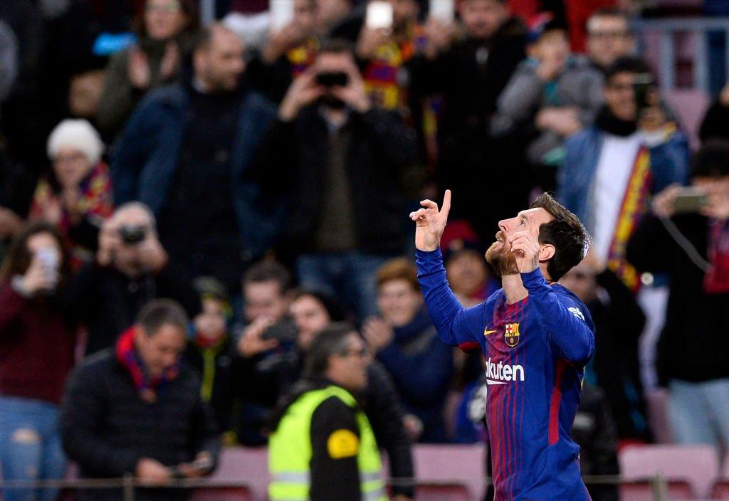 أهداف مباراة برشلونة وليفانتي 3-0 الدوري الإسباني