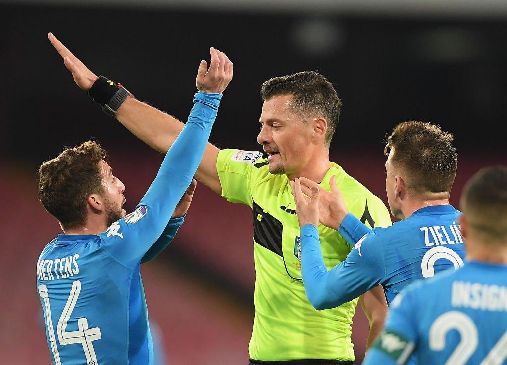 أهداف مباراة نابولي وأتالانتا 2-1 كأس إيطاليا