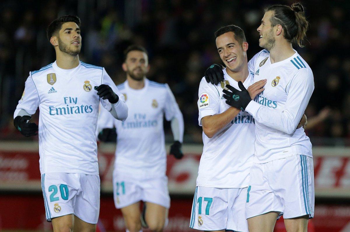 أهداف مباراة ريال مدريد ونومانسيا 3-0 كأس ملك إسبانيا