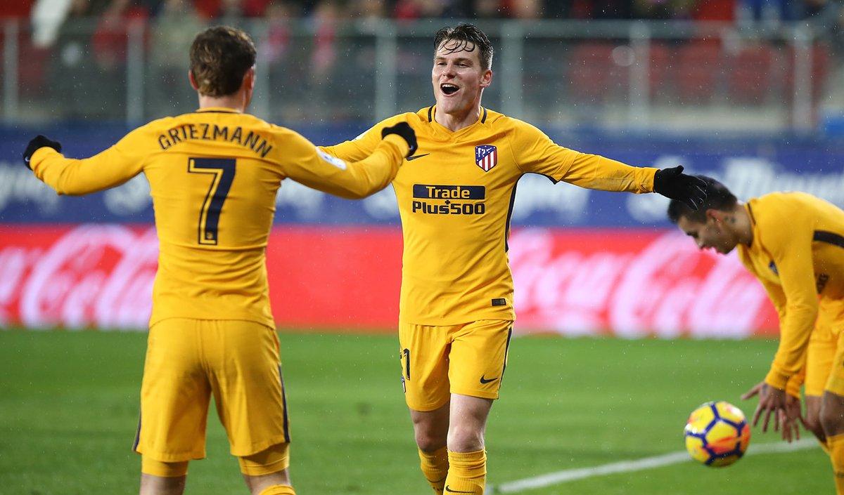 أهداف مباراة أتلتيكو مدريد وإيبار 1-0 الدوري الإسباني