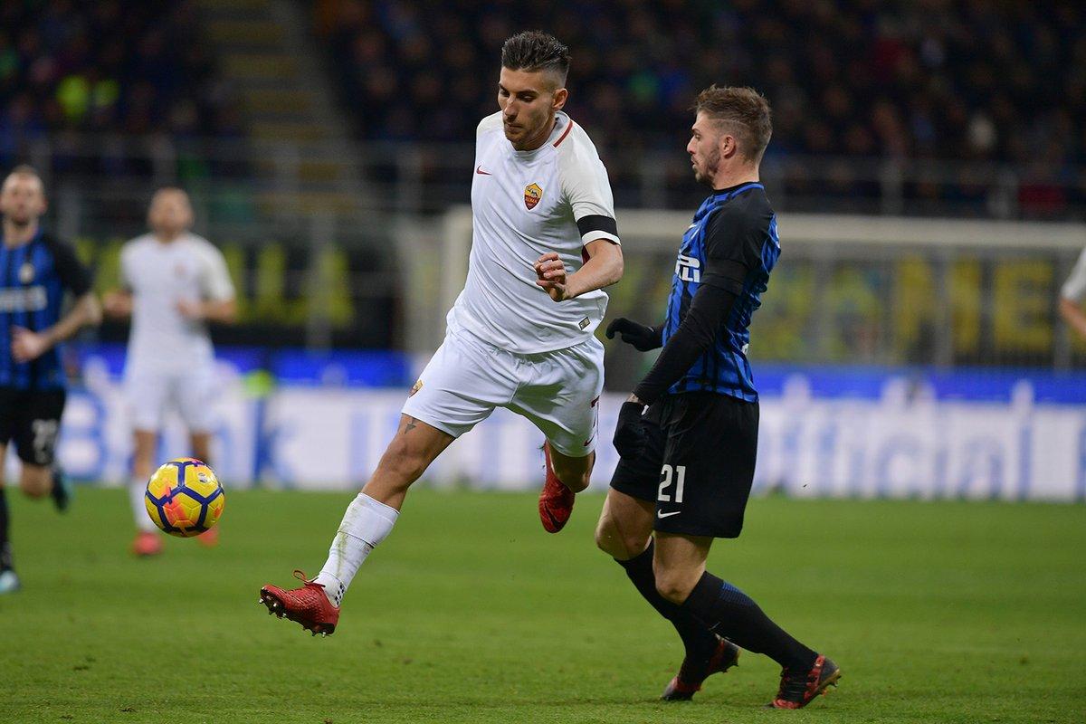أهداف مباراة إنتر ميلان وروما 1-1 الدوري الإيطالي