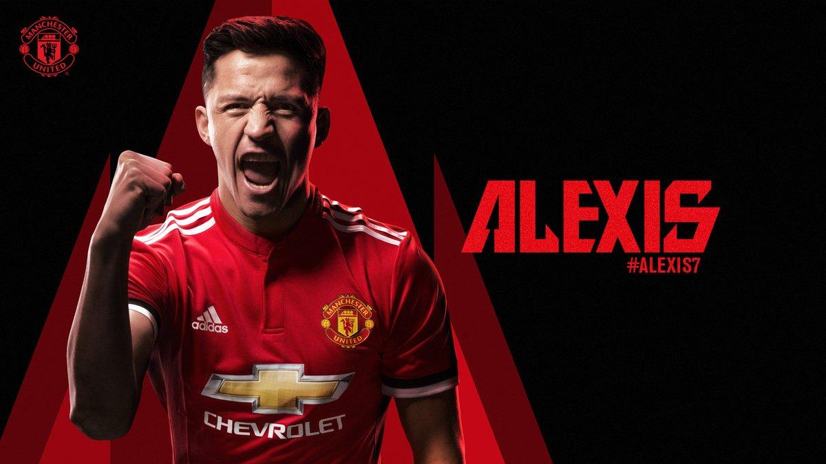 شاهد … مانشستر يونايتد يقدم لاعبه الجديد أليكسيس سانشيز بطريقة رائعة