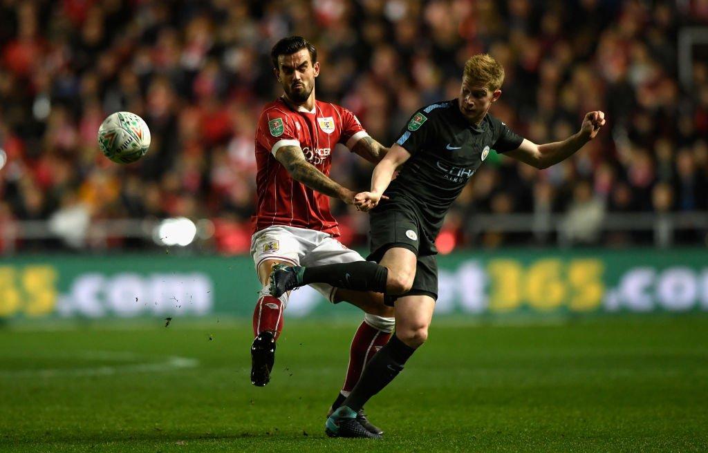 أهداف مباراة مانشستر سيتي وبريستول سيتي 3-2 كأس الرابطة الإنجليزية