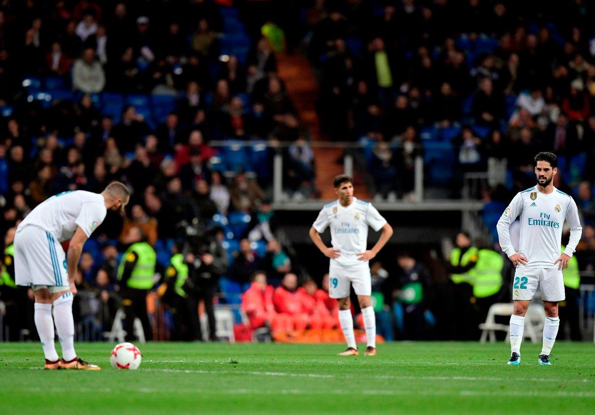 أهداف مباراة ريال مدريد وليجانيس 1-2 كأس ملك إسبانيا
