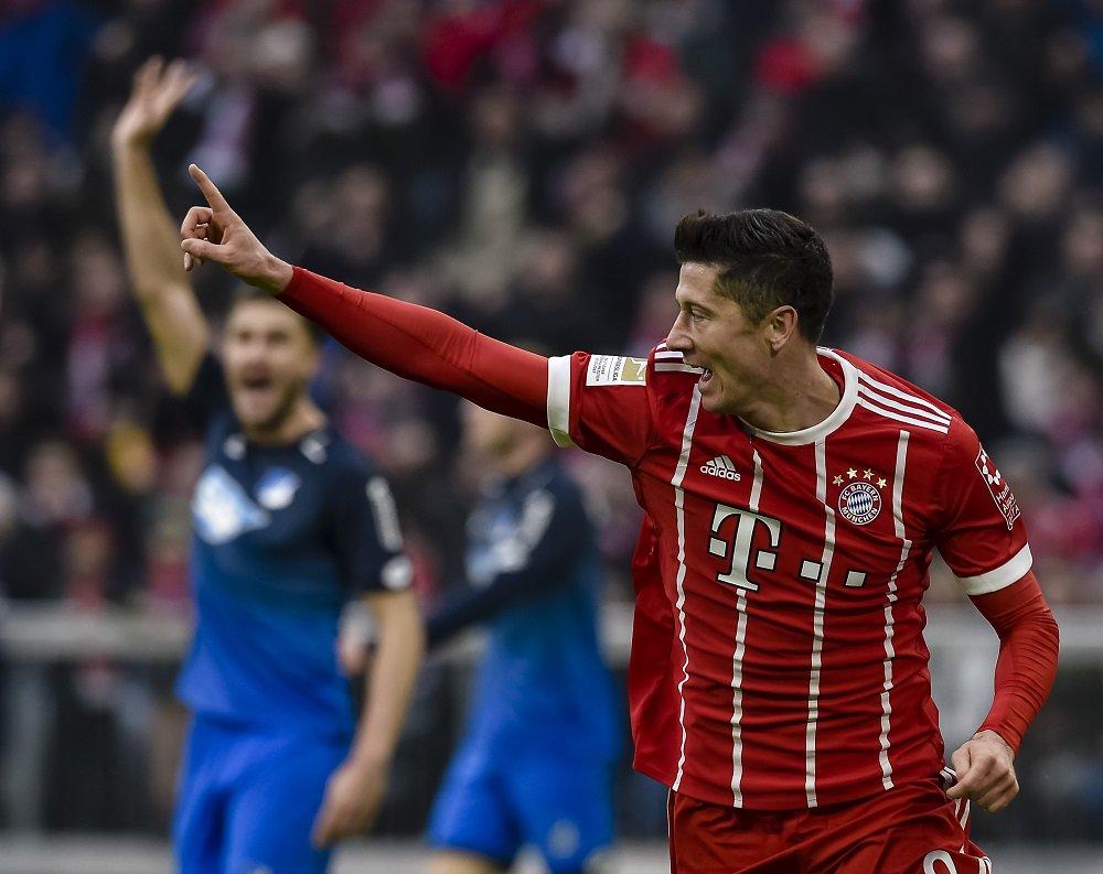 أهداف مباراة بايرن ميونخ وهوفينهايم 5-2 الدوري الألماني