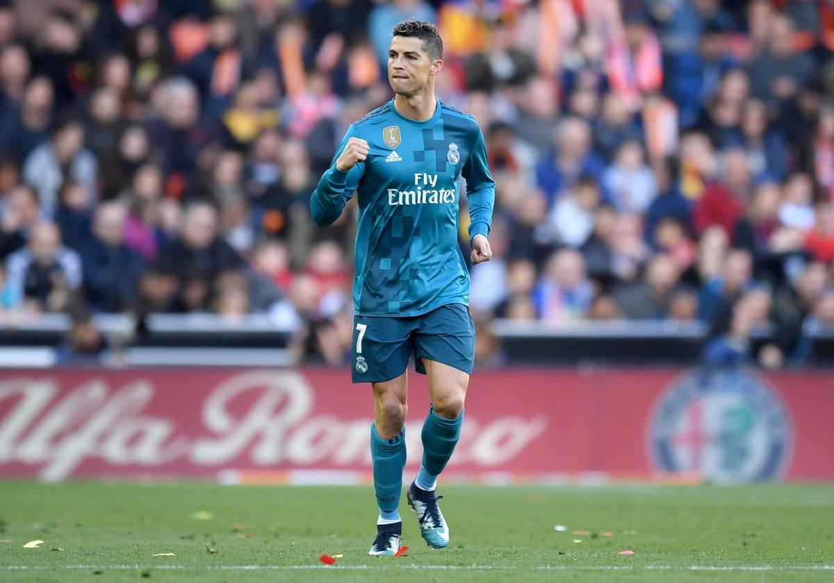 أهداف مباراة ريال مدريد وفالنسيا 4-1 الدوري الإسباني