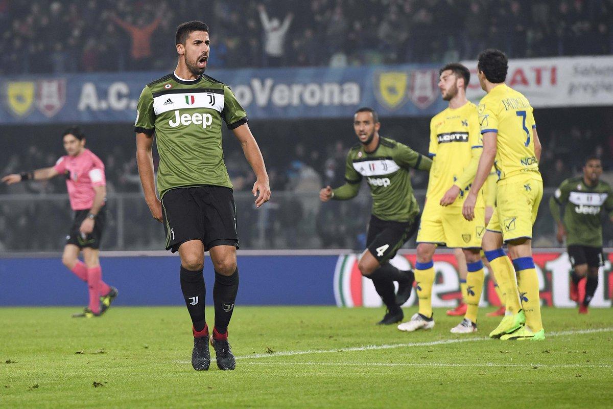 أهداف مباراة يوفنتوس وكييفو فيرونا 2-0 الدوري الإيطالي
