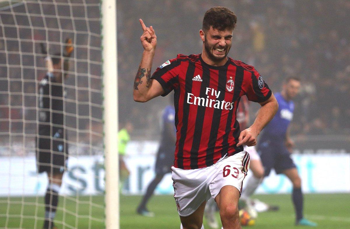 أهداف مباراة ميلان ولاتسيو 2-1 الدوري الإيطالي