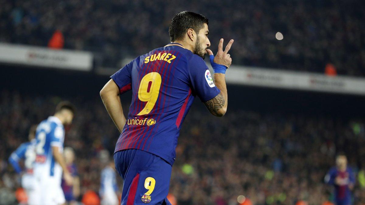 أهداف مباراة برشلونة وديبورتيفو ألافيس 2-1 الدوري الإسباني