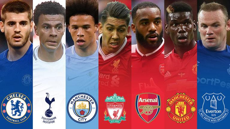 تعرف على قائمة أعلى 10 لاعبين أجراً في الدوري الإنجليزي
