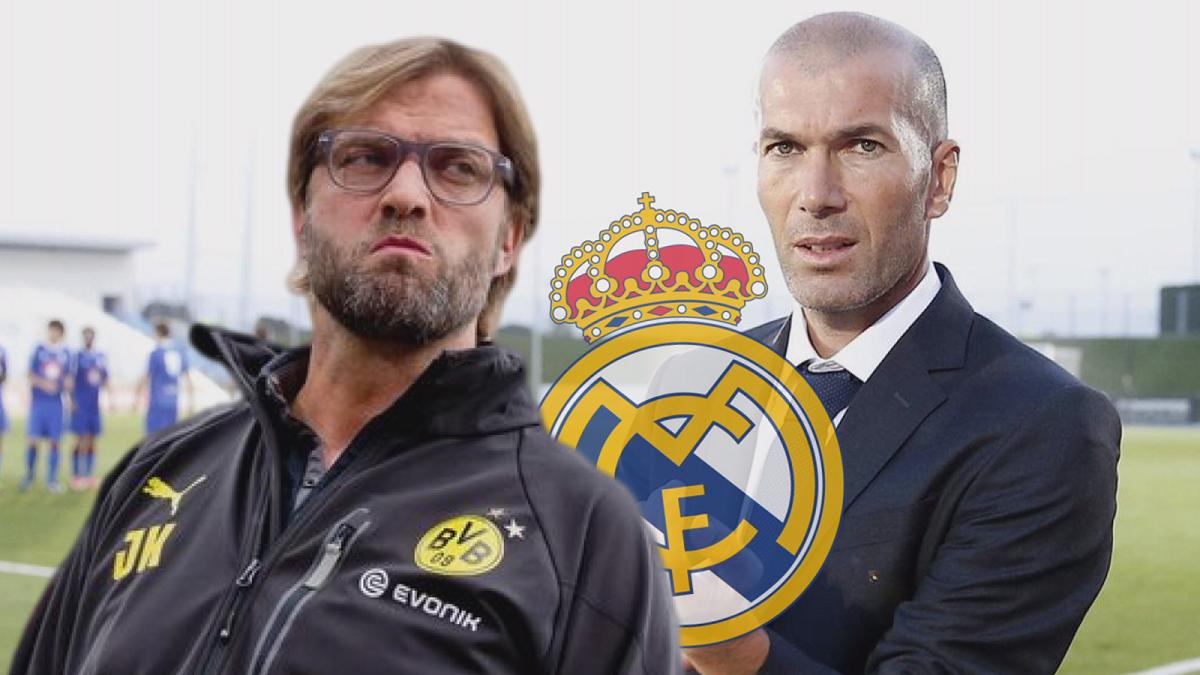 تقارير إسبانية: كلوب أبرز مرشح لخلافة زيدان في ريال مدريد