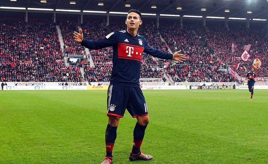 أهداف مباراة بايرن ميونخ وماينز 2-0 الدوري الألماني