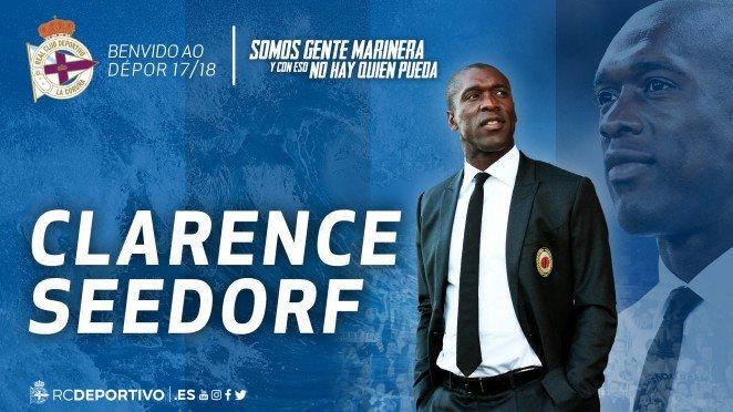 رسمياً … سيدورف مدرباً لديبورتيفو لا كورونيا