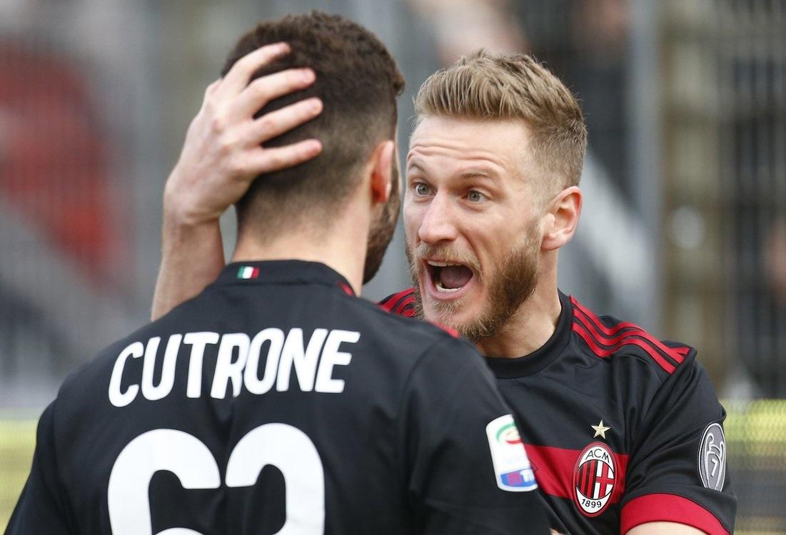 أهداف مباراة ميلان وسبال 4-0 الدوري الإيطالي