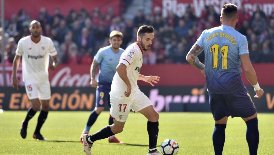 أهداف مباراة إشبيلية وجيرونا 1-0 الدوري الإسباني