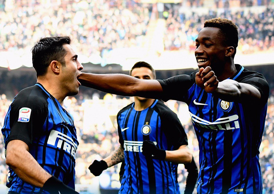 أهداف مباراة إنتر ميلان وبولونيا 2-1 الدوري الإيطالي