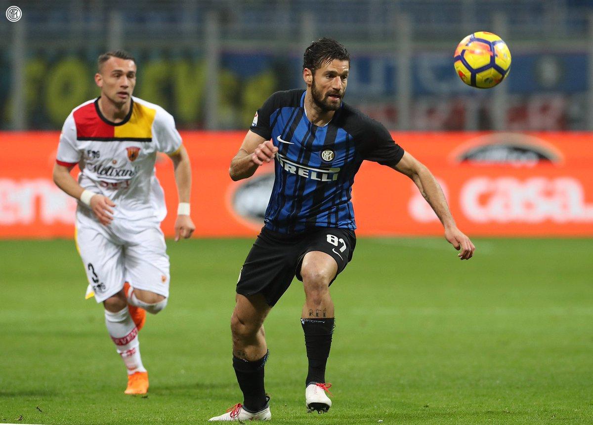 أهداف مباراة إنتر ميلان وبينفينتو 2-0 الدوري الإيطالي