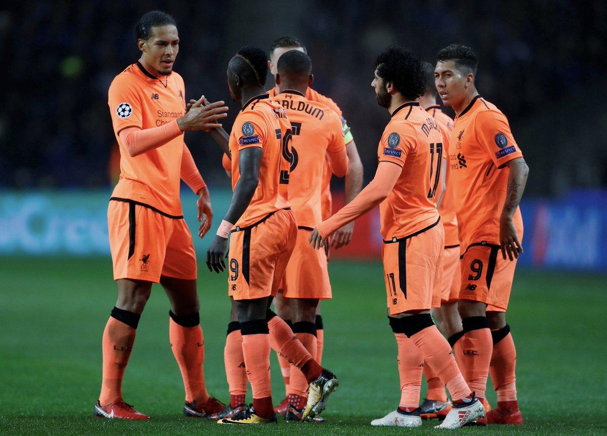 أهداف مباراة ليفربول وبورتو 5-0 دوري الأبطال
