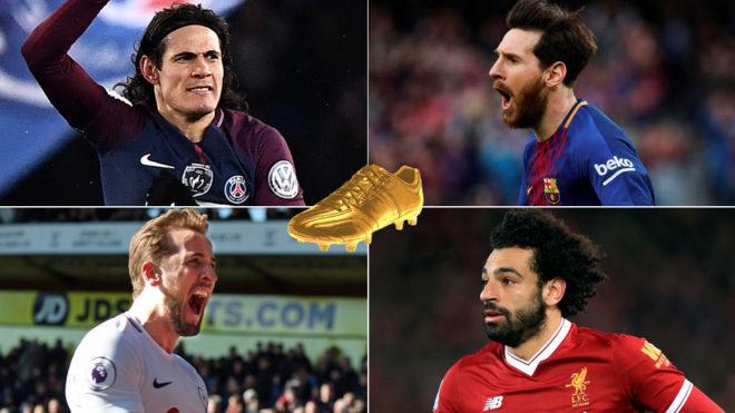 شاهد … الأكثر إحرازاً للأهداف في الدوريات الأوروبية الكبرى