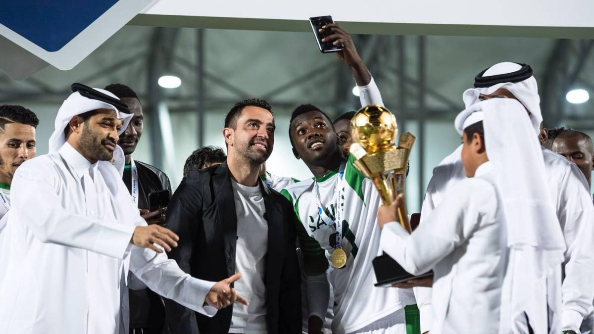 رسمياً … «تشافي» يجدد عقده مع السد القطري