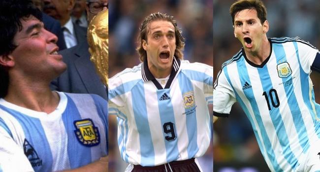 باتيستوتا: لهذه الأسباب مارادونا أفضل من ميسي !