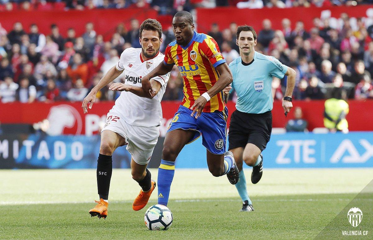 أهداف مباراة فالنسيا وإشبيلية 2-0 الدوري الإسباني