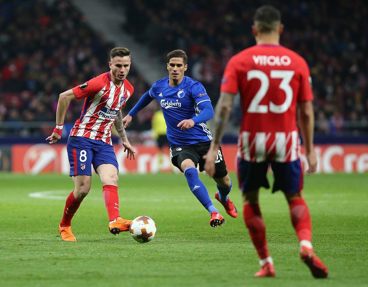 أهداف مباراة أتلتيكو مدريد ولوكوموتيف 3-0 الدوري الأوروبي