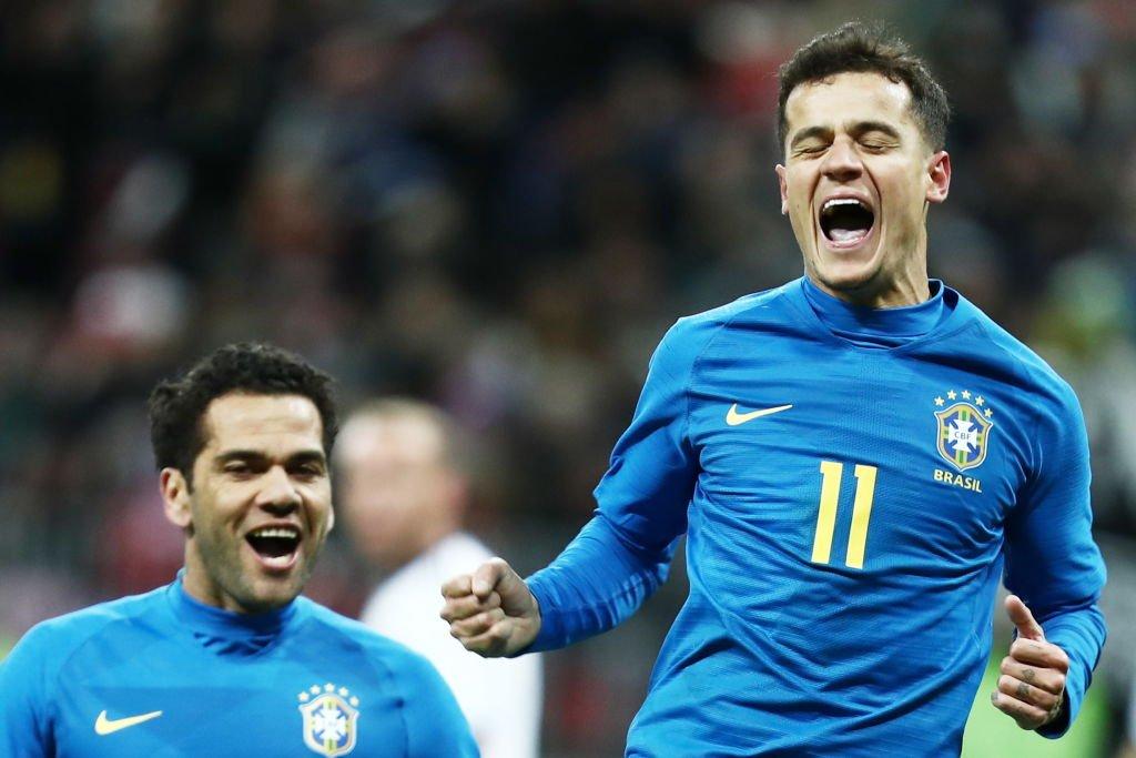 أهداف مباراة البرازيل وروسيا 3-0 مباراة ودية