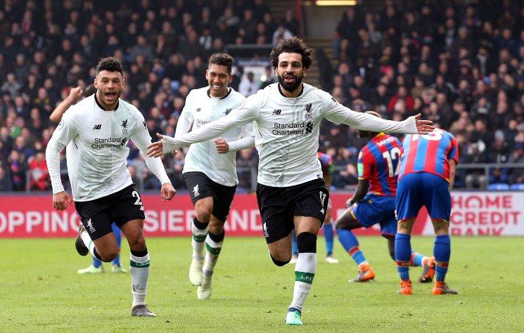 أهداف مباراة ليفربول وكريستال بالاس 2-1 الدوري الإنجليزي