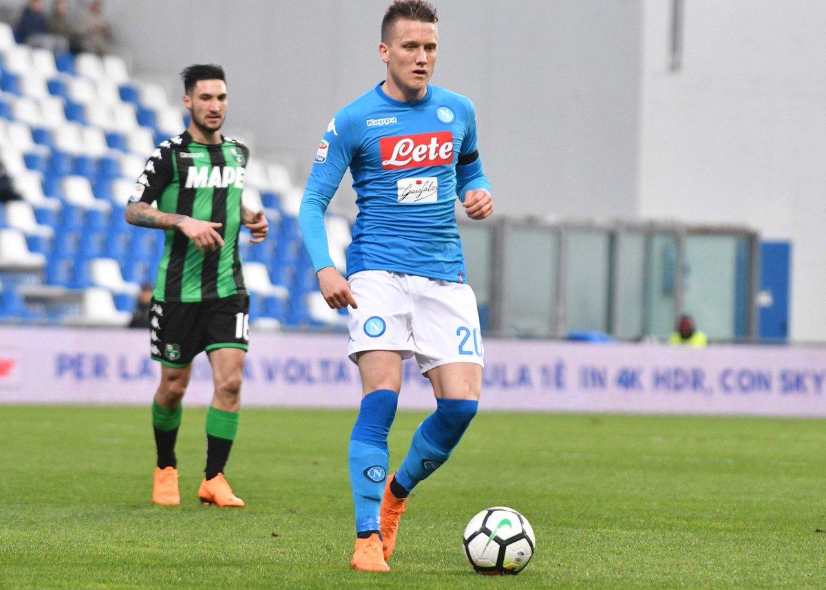 أهداف مباراة نابولي وساسولو 1-1 الدوري الإيطالي