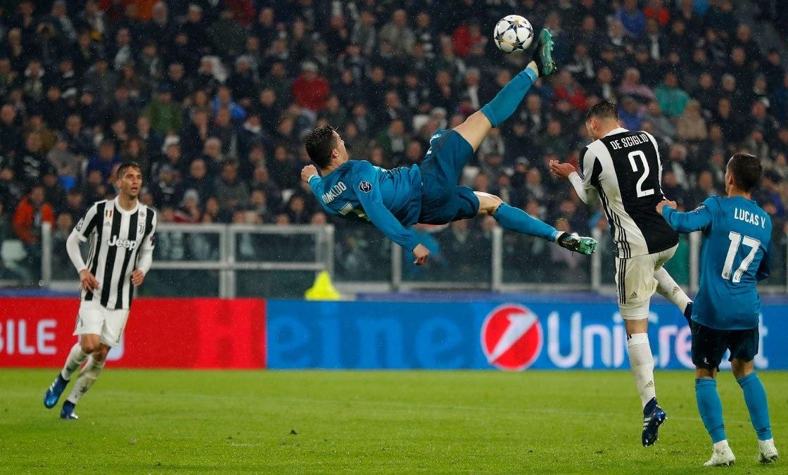 أهداف مباراة ريال مدريد ويوفنتوس 3-0 دوري الأبطال